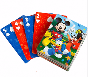 Mickey Playing Cards Party Time Heredia