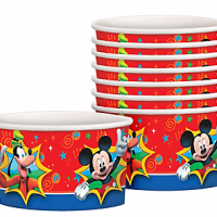 Mickey Treat Cup Party Time Heredia