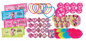Minnie 48 pcs Party Time Heredia