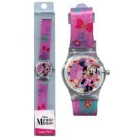 Minnie Analog Watch Party Time Heredia