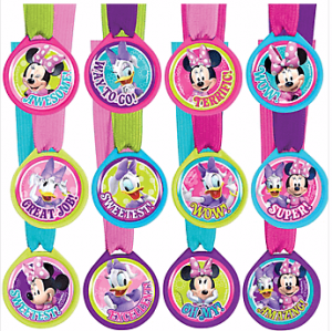 Minnie Medallas Party Time Heredia