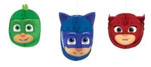 PJ Mask Decoracion Party Time Heredia