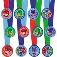 PJ Mask Medallas Party Time Heredia