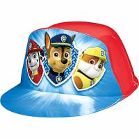 Paw Patrol Sombrero Plastico Party Time Heredia