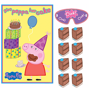 Peppa Juego Fiesta Party Time Heredia