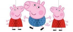 Peppa Pig Decoracion Party Time Heredia