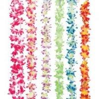 Luau Collares Flores