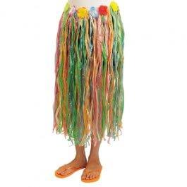Luau Falda multicolor Adulto
