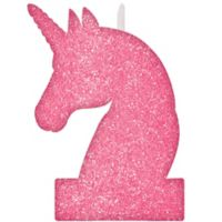 Unicornio Magico Vela Figura