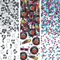 50's Rock and Roll Confeti