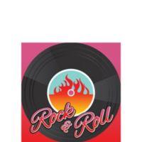 50's Rock and Roll Servilleta Bebida