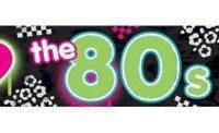 80's Baner Metalico
