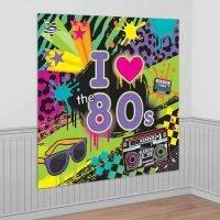 80's Decoracion Pared