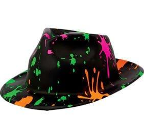80's Sombrero Plastico