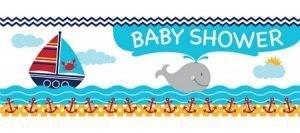 Baby Shower Nautico Decoracion