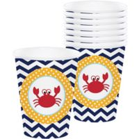 Baby Shower Nautico Vaso 9oz