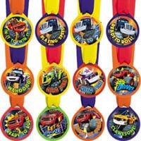Blaze Medallas Party