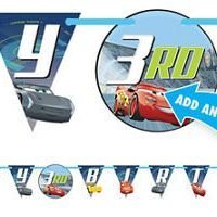 Cars Baner Decoracion