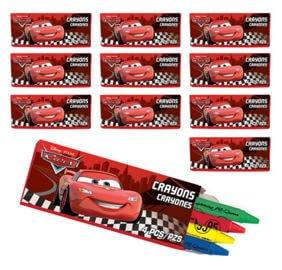 Cars Crayolas