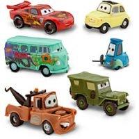 Cars Figuras