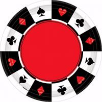 Casino Plato Cena