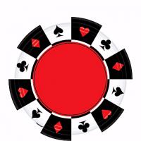 Casino Plato Postre