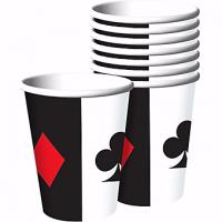 Casino Vasos Carton