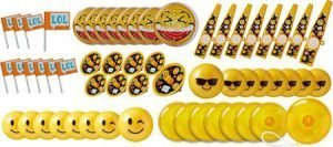 Emoji 48 pcs