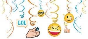 Emoji Decoracion Colgante
