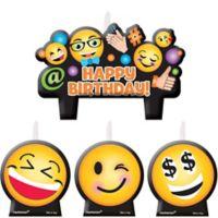 Emoji Set de Velas
