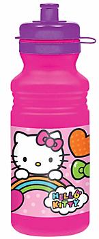 Hello Kitty Botella Plastica