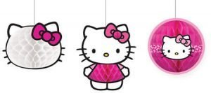Hello Kitty Decoracion