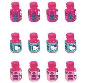 Hello Kitty Mini Burbujas
