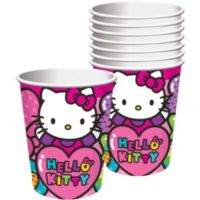 Hello Kitty Vaso 9oz