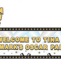 Hollywood Banner Personalizado