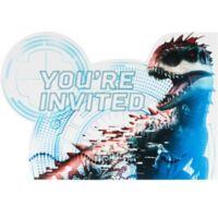 Jurassic World Invitaciones