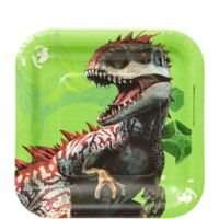 Jurassic World Plato Postre