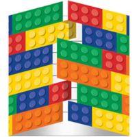 Lego Fiesta Invitaciones