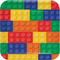 Lego Fiesta Plato Cena