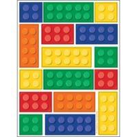 Lego Fiesta Stickers