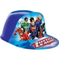 Liga Justicia Sombrero Plastico Accesorios