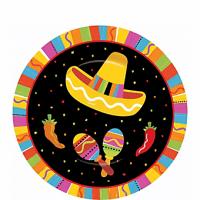 Mexicano Plato Postre