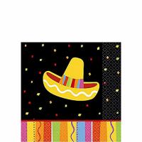 Mexicano Servilletas Bebida