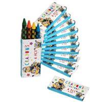 Minions Crayolas