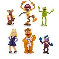Muppets Figuras Set