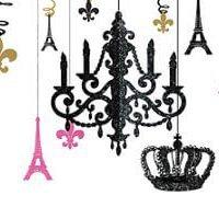 Paris Decoracion Colgante