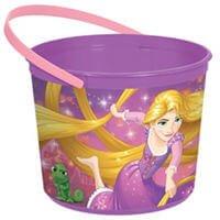 Rapunzel Balde Plastico