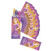 Rapunzel Crayolas