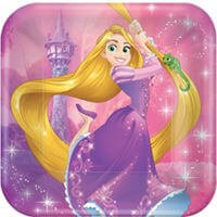 Rapunzel Plato Cena