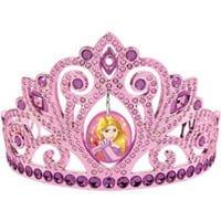 Rapunzel Tiara Plastica